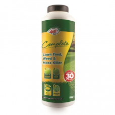 Doff Complete Lawn weed and feed 1kg